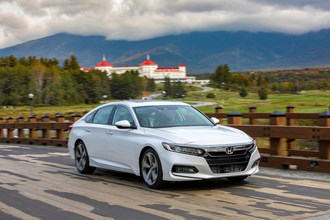 All-New and Upscale 2018 Honda Accord Arrives at Dealerships to Redefine the Midsize Segment
