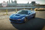 Clarion Builds 1991 Acura NSX Heads to Barrett-Jackson Las Vegas Auction to Support the American Red Cross