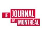 Logo : Le Journal de Montréal (Groupe CNW/Québecor Groupe Média)