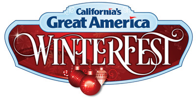 The Bay Area's newest and most immersive holiday tradition, WinterFest, opens at California's Great America on Friday, November 24 and will entertain guests select dates through December 30. During WinterFest, Great America will magically transform into a winter wonderland with ice skating in front of the iconic Carousel Columbia, magnificent displays of lights and décor, spectacular live holiday shows, 25 rides, Santa's workshop and Mrs. Claus' kitchen, and scrumptious holiday fare.