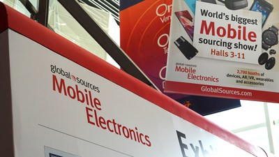 VOCOlinc debuted at Global Sources' Mobile Electronics Trade Fair 2017