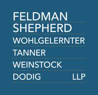 Feldman Shepherd Wohlgelernter Tanner Weinstock Dodig LLP (PRNewsFoto/Feldman Shepherd)