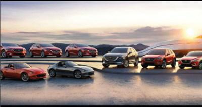 2018 Mazda model lineup available at Vic Bailey Mazda