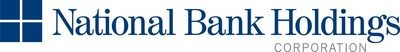 NBHC Logo (PRNewsfoto/National Bank Holdings Corporat)
