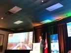 Maxime Savignac, vice-président, ressources humaines, communications et relations externes chez IOC Canada participe au 5e colloque international Naturallia à Roberval au Lac-Saint-Jean. (Groupe CNW/Rio Tinto)