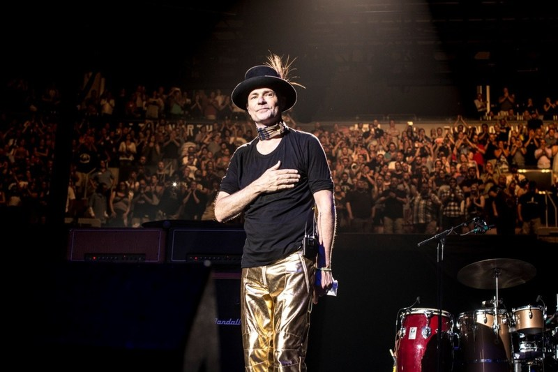In Tribute to Gord Downie, CTV Advances World TV Premiere of LONG TIME RUNNING to Now Air This Friday, October 20 at 8 p.m. Photo credit: © TenPlusOne Communications Inc. (CNW Group/CTV)