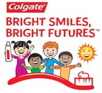 Colgate's Bright Smiles, Bright Futures® Educational Program Partners with the Kids In Need Foundation to Help Students Smile Brighter for School Picture Day This Fall