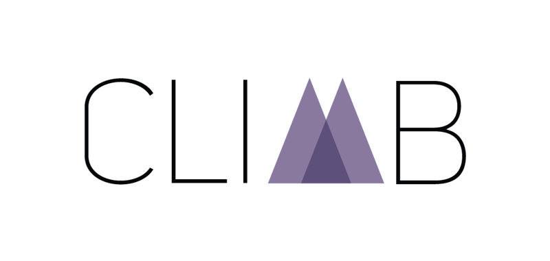Climb Credit logo. (PRNewsfoto/Climb Credit)