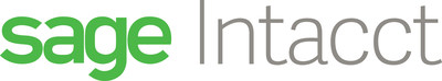 Sage Intacct logo (PRNewsfoto/Sage Intacct)