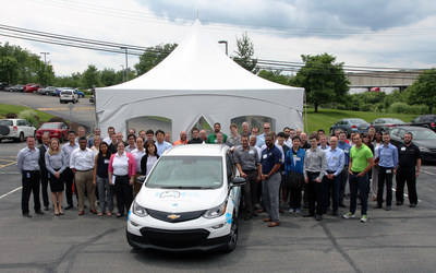 Velodyne LiDAR is sponsoring SAE International's AutoDrive Challenge, providing VLP-16 LiDAR Pucks and technical support to student teams for the three-year program.