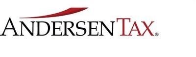 Logo : Andersen Tax (Groupe CNW/Andersen Tax)