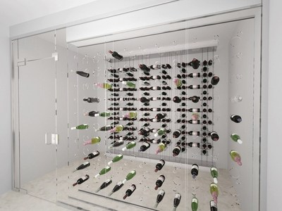 Invisible Wine Rack Series