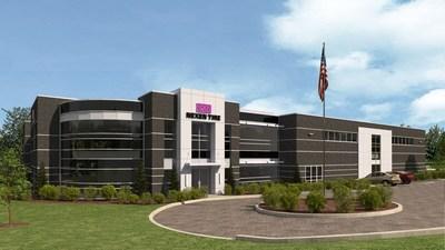 Nexen Tire constrói novo centro de tecnologia em pneus na América do Norte (PRNewsfoto/Nexen Tire)