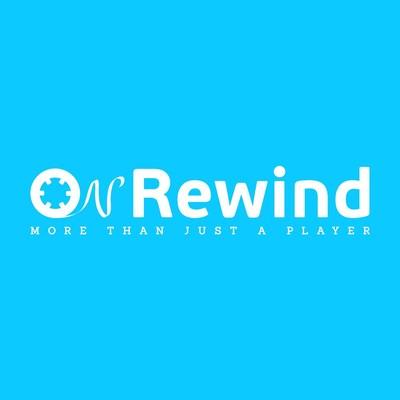 On Rewind Logo (PRNewsfoto/Euro Media Group)