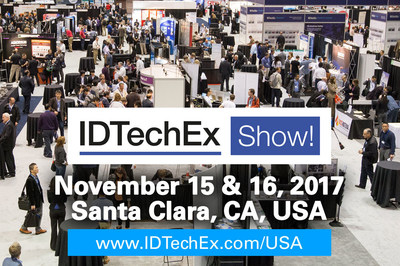 Record number of exhibitors for the idtechex show on nov for Craft fair boston 2017