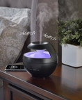 Hammacher Schlemmer Introduces The Relaxation Aromatherapy Orb