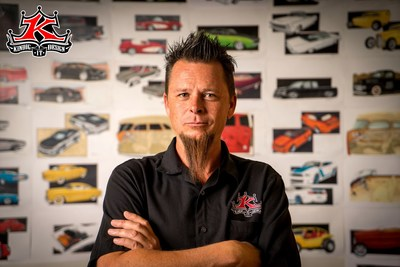 AkzoNobel to launch new automotive paint line with Dave Kindig at SEMA 2017