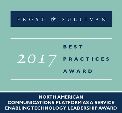Frost & Sullivan recognizes Zilkr with the 2017 Enabling Technology Leadership Award