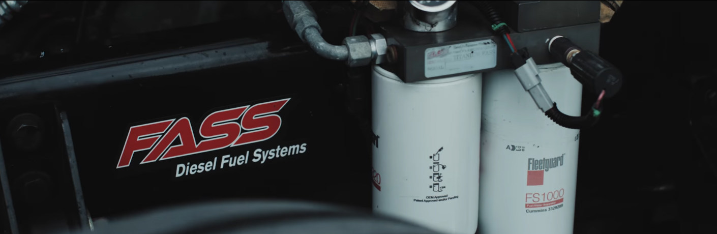 Orange County dealership offers FASS Diesel Fuel Systems