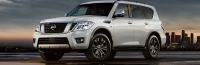 2018 Nissan Armada stacks up well against the new GMC Yukon.