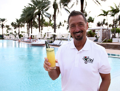 Cool Attitudes Mixers & Citrus Springs Juices rolling out with Fontainebleau Hotel and LIV Nightclub in Miami Beach, FL