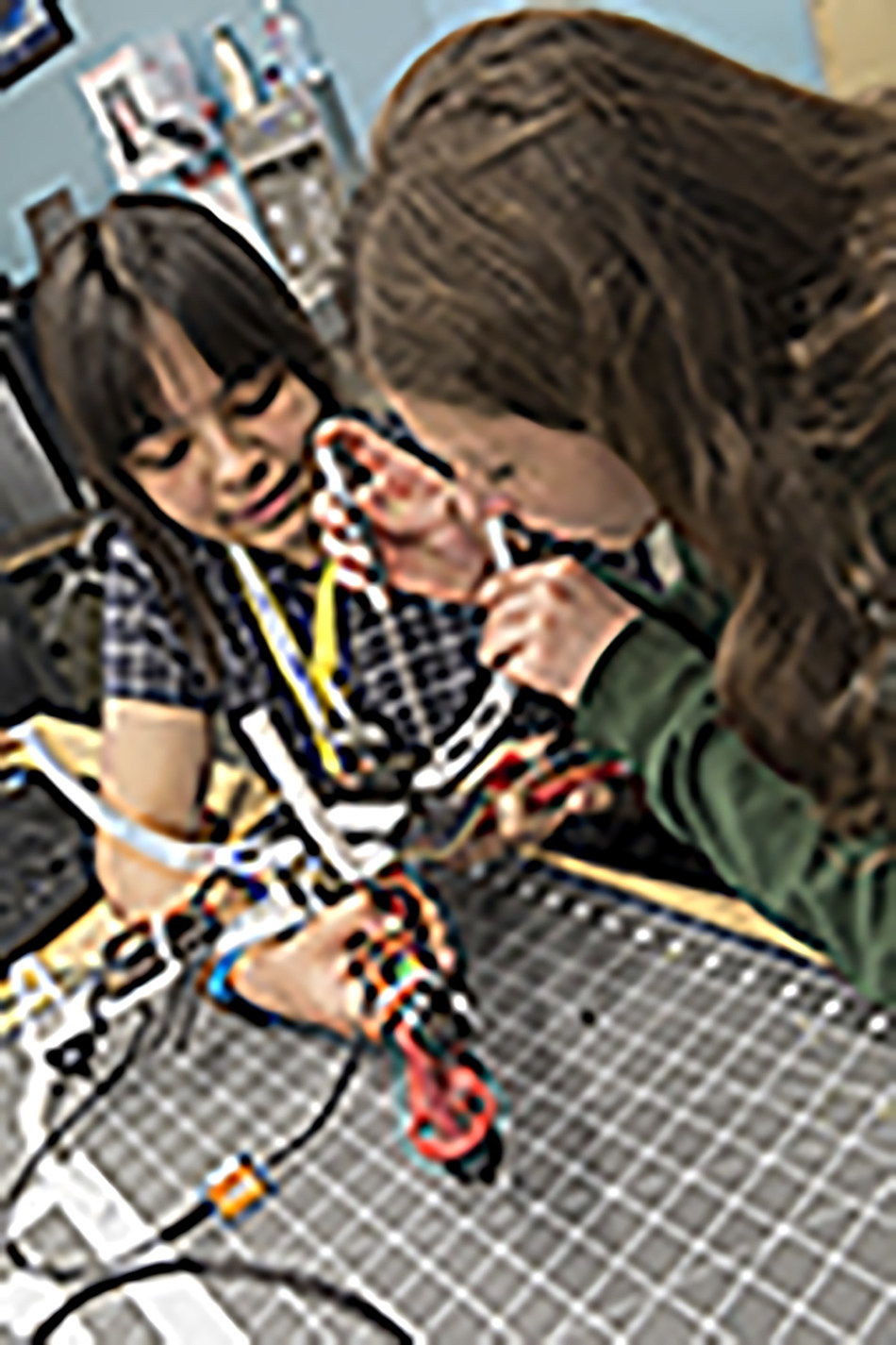 Alaska Airlines together with the Alaska Native Science and Engineering Program (ANSEP) partner to provide a brighter future for middle school students from rural communities across the state of Alaska.