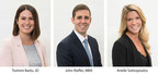 Siegfried Welcomes Three to its Leadership Team