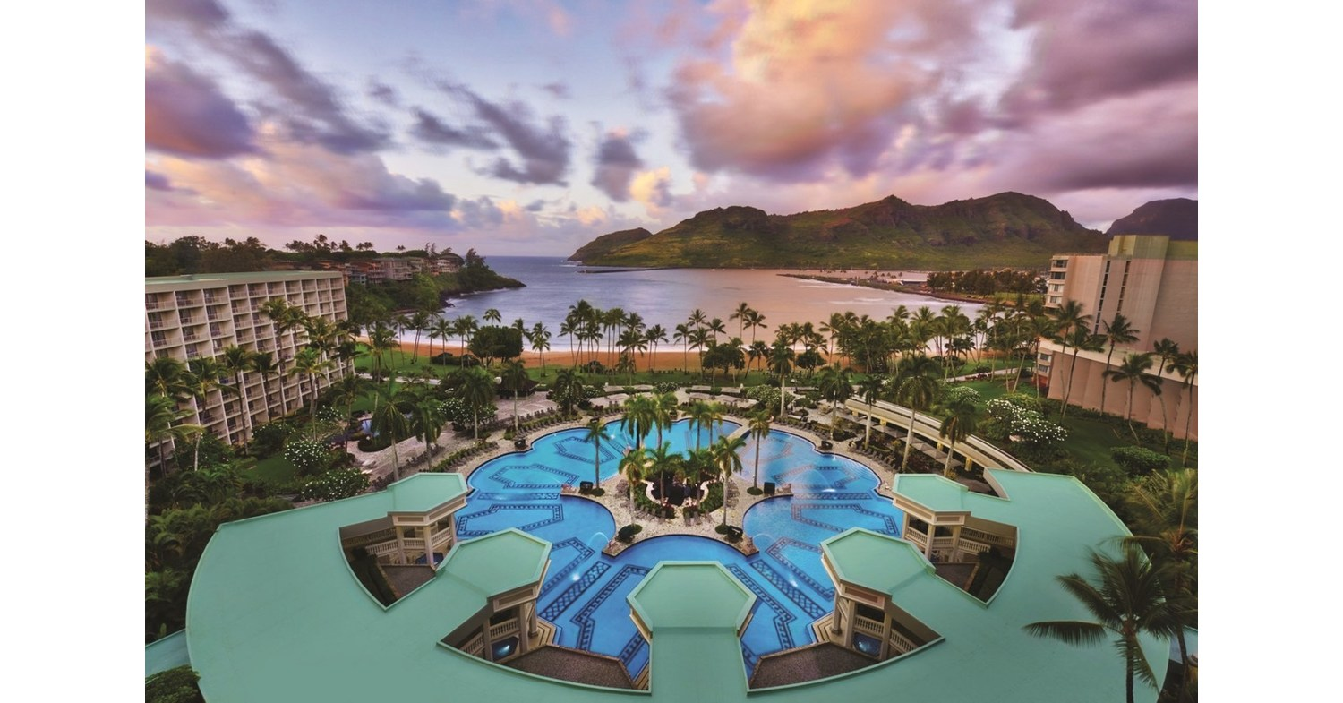 Pleasant Holidays Adds Kauai Marriott Resort to Collection