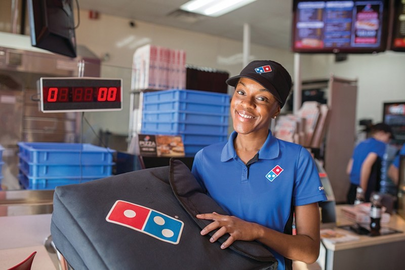 113 Chicagoland Domino's® Locations to Hire 2,000 New Team ...
