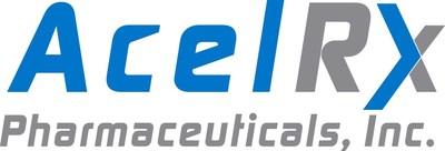 (PRNewsfoto/AcelRx Pharmaceuticals, Inc.)