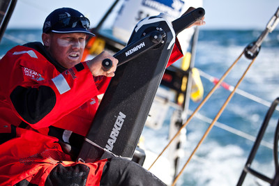 American Rome Kirby joins team AkzoNobel for the 2017-18 Volvo Ocean Race