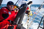 American under-30 sailor Rome Kirby has joined team AkzoNobel for the 2017-18 edition of the Volvo Ocean Race. Kirby will serve as a helmsman and sail trimmer for the team.