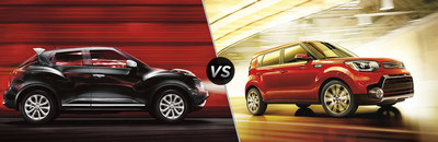The 2017 Nissan Juke and the 2017 Kia Soul are both unique vehicles, but they also have differences that can make one more suited for consumers than the other.