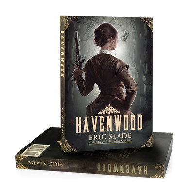 """""""Havenwood"""" Wins First Place in NY Book Show Awards in Self-Published, Young Adult Genre"""