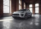 Porsche Macan Turbo Édition Performance exclusive : 440 chevaux et détails personnalisés. (Groupe CNW/Automobiles Porsche Canada)