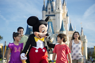 Give the Gift of a Walt Disney World Resort vacation this holiday season.