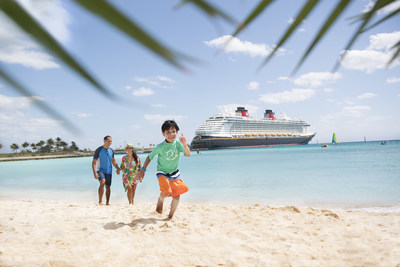 Give the Gift of Disney Cruise Line this holiday season.