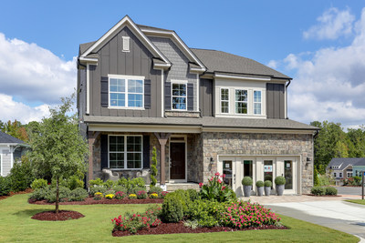 CalAtlantic Homes Now Selling At Ashbourne, A Stunning, New Community In Sought-After Cary, NC