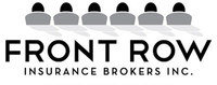 Front Row Insurance Logo (CNW Group/Front Row Insurance)