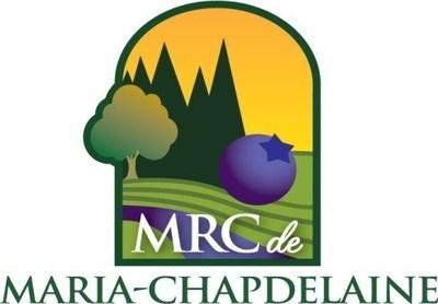 Logo : MRC de Maria-Chapdelaine (Groupe CNW/Un lac pour tous)