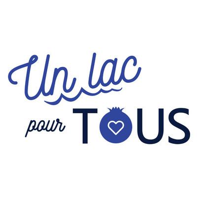 Logo : Un lac pour tous (Groupe CNW/Un lac pour tous)