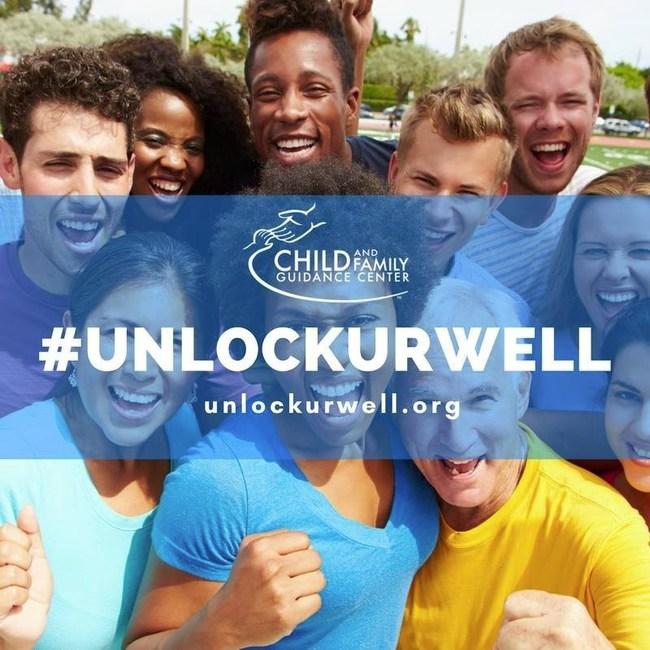 #UnlockURWell Pro-mental-health campaign launches Oct. 22.