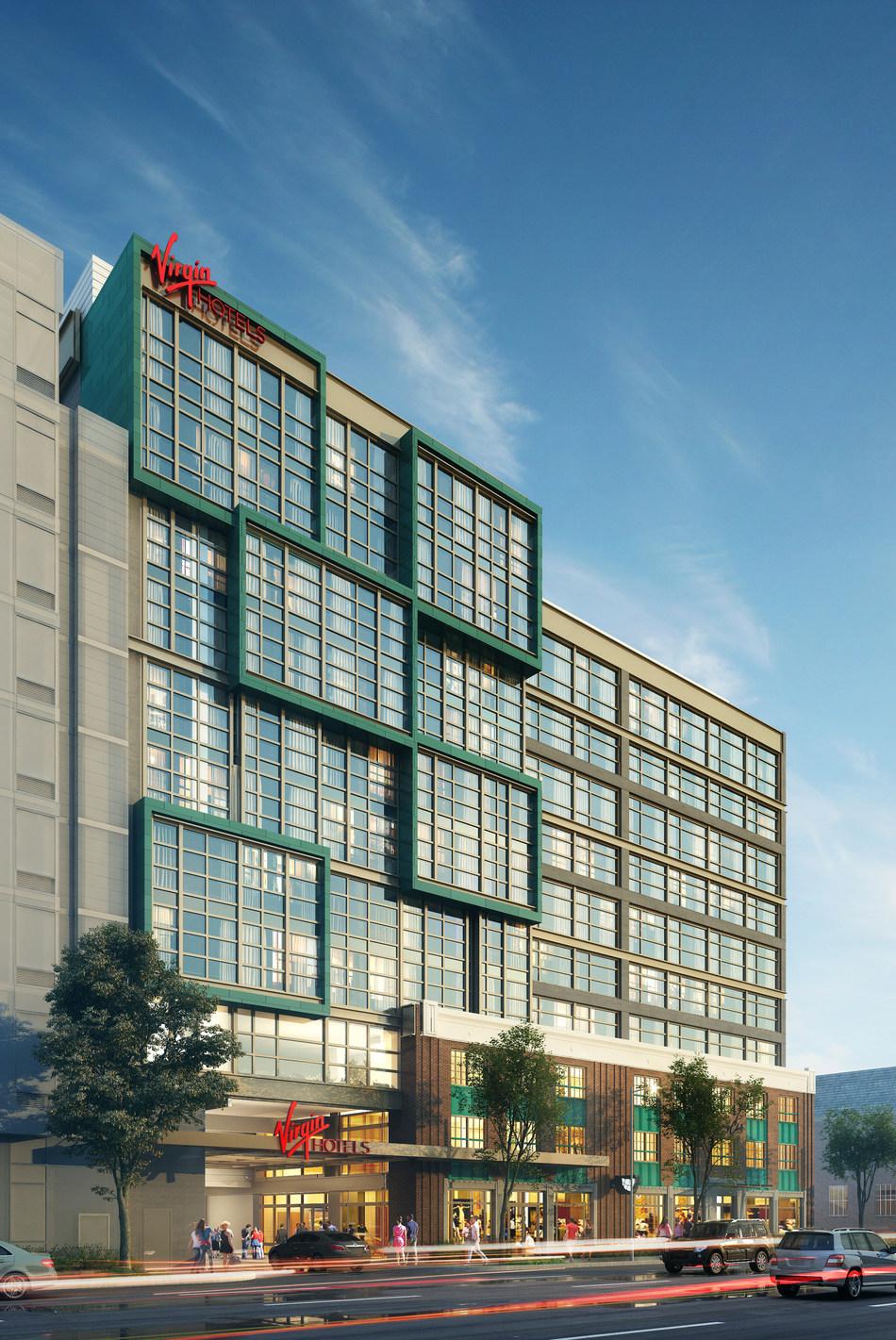 Virgin Hotels DC Union Market