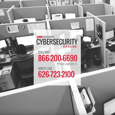 Hikvision Launches Cybersecurity Hotline