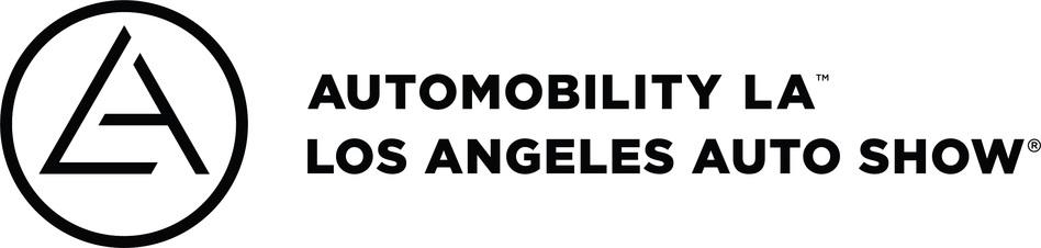 New Automobility LA + LA Auto Show combined logo, March 2019 (PRNewsFoto/Los Angeles Auto Show)