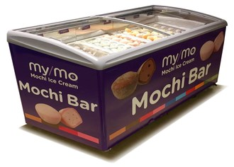 My/Mo Mochi Ice Cream Innovates With Self-Serve Bars In Supermarkets Throughout The Country