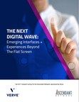 The Next Digital Wave: Emerging Interfaces and Experiences