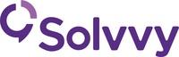 Solvvy logo - http://solvvy.com (PRNewsfoto/Solvvy)