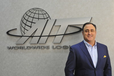 Vaughn Moore, President and CEO of AIT Worldwide Logistics