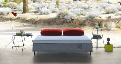 KUTSON launches first mattress-in-a-box with dual-side customization plus at home modification capabilities.